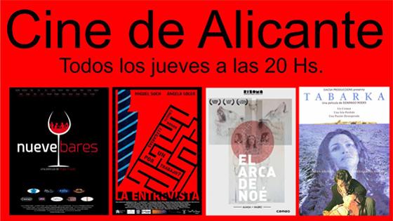 «El Arca de Noé» de David Valero y Adán Aliaga se proyecta en el «Jueves de Cine Alicantino» del Freaks Arts Bar & Gallery