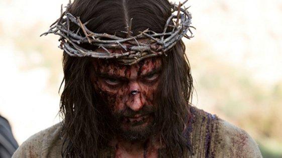 """Escena de """"La pasión de Cristo"""""""