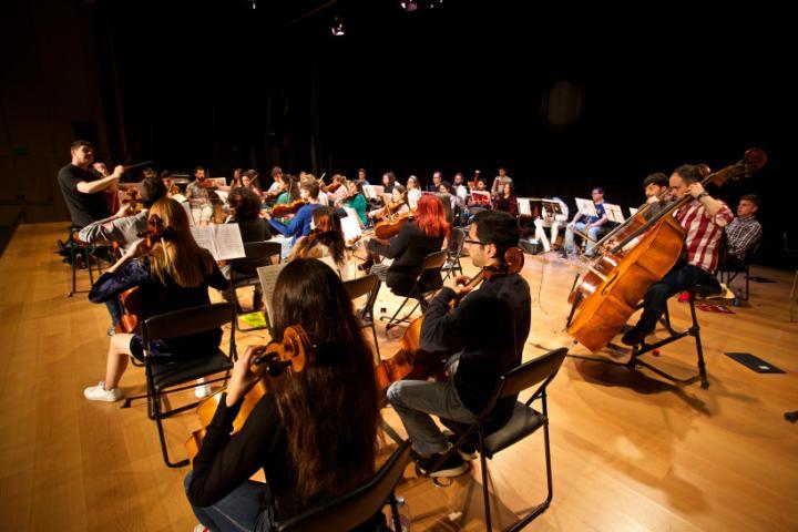 Orquesta Filarmónica de la Universidad de Alicante