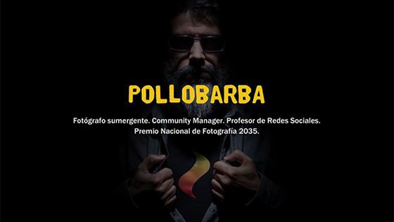 Pollobarba Premio Nacional de Fotografía en 2035
