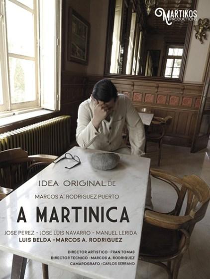 """El Cartel Cortometraje """"A Martinica"""""""