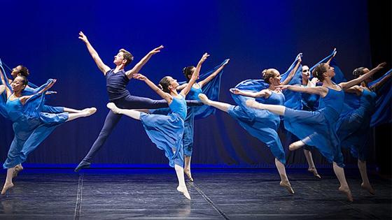 El Teatro Castelar de Elda acoge el VI Certamen Nacional de Danza Orbe