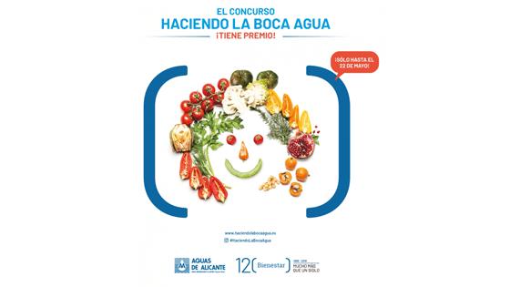 """Aguas de Alicante promueve la gastronomía tradicional a través del concurso """"Haciendo la boca agua"""""""