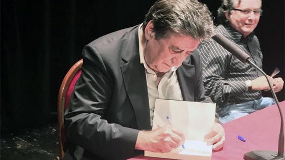 """Luis Landero: """"El genio del idioma está en el lenguaje oral"""""""