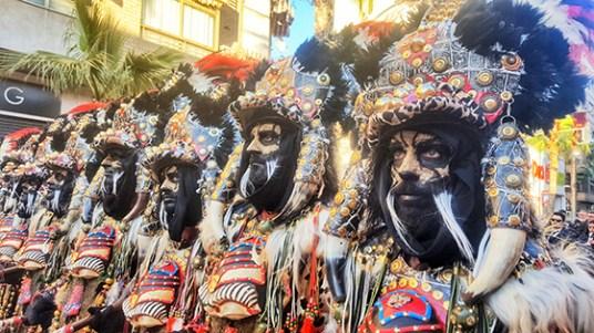 Moros y Cristianos Foto: Manuel Velandia