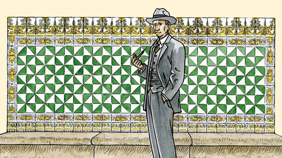 """Pompeu Fabra. L'aventura de la llengua"": la obra y la personalidad del lingüista catalán en un cómic"