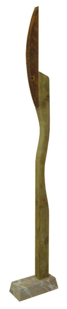 Nº 21. Inquisidor-II. Hierro y madera