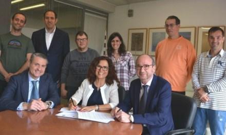 Concejalía de Cultura renueva convenio para dar trabajo a seis asociados de APSA durante un año