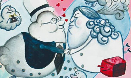 «Doña Nube y Don Nubarrón» un cuento rimado que tiene el encanto de la tradición oral