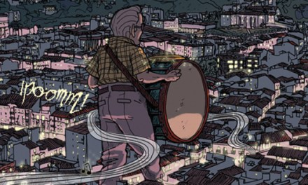 «Don Barroso», un comic de Zarva Barroso que resalta el valor de la memoria en todo su significado
