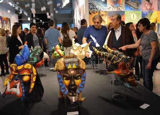 Exposición Explayarte. Foto: Gabinete de Prensa Ayto. Alicante