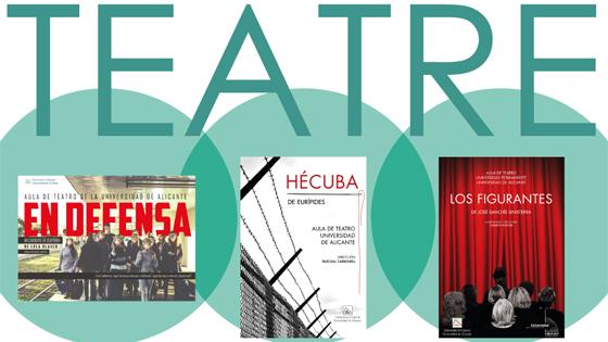 Aula de Teatro y de Danza de la UA llevan su producción de teatro y danza a la ciudad de Alicante