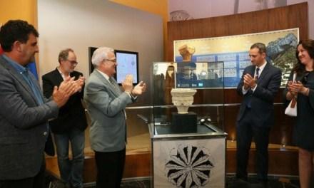MARQ expone por primera vez el capitel gótico de la Pobla Medieval de Ifach