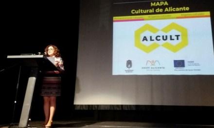 Presentan el Mapa Cultural de Alicante, herramienta digital que permite analizar el ecosistema cultural de la ciudad