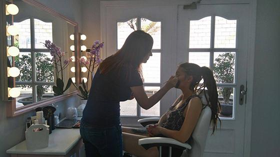 Maquilladora Noelia Espinos Make Up