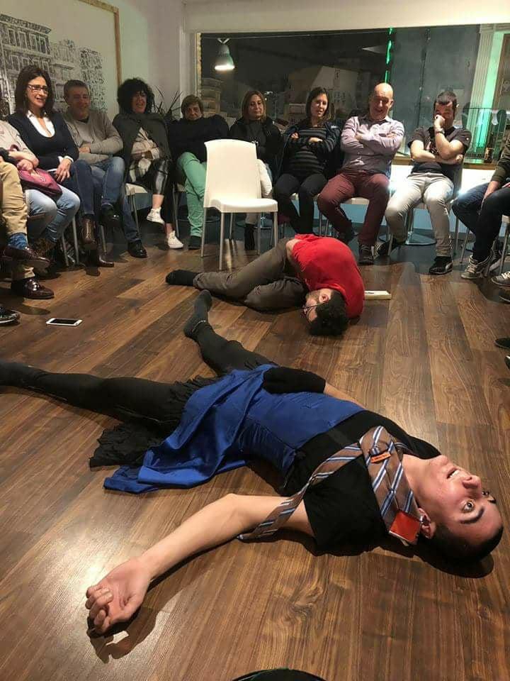 Obra de teatro 19 en Freaks Arts Bar&Gallery
