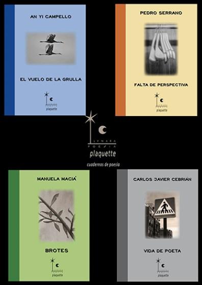 Plaquettes presentados en la sesión de clausura del Ciclo La Dignidad de la Palabra