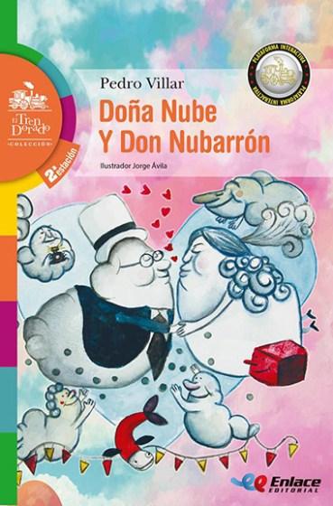 Portada de Doña Nube y Don Nubarrón