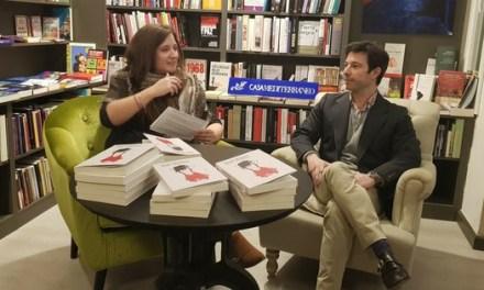 """Gonzalo Manglano: """"trato de escribir con mis personajes, saber que deben ser tan humanos como cualquier persona"""""""