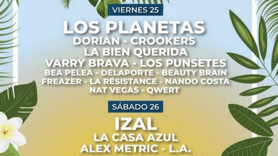 Spring Festival vuelve a Alicante del 25 al 26 de mayo  y cumple su 10º aniversario