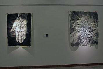 """Trama de pliegues"" Omar Arráez"