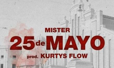 """El rap """"25 de Mayo"""" del músico Mister, metáfora y símbolo de las más de 300 víctimas del bombardeo"""