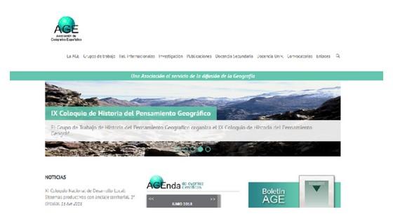 La Sede de Cocentaina de la Universidad de Alicante acoge el IX Coloquio de historia del pensamiento geográfico