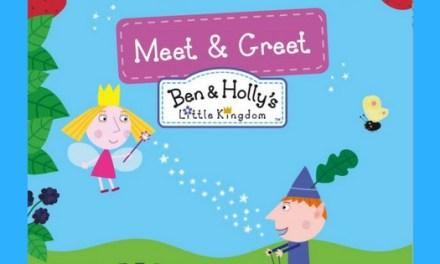 Les fades i els barrufets arriben a l'Aljub d'Elx amb 'El xicotet regne de Ben & Holly'