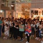 El arte joven del IES Virgen del Remedio potencia la oferta cultural en el centro de la ciudad