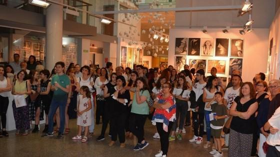 L'art jove de l'IES Virgen del Remedio potencia l'oferta cultural en el centre de la ciutat
