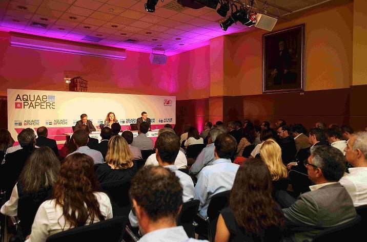 Acto de presentación Sede Universitaria Ciudad de Alicante. Foto: Aguas de Alicante