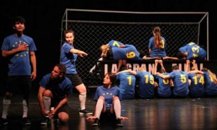 """Jóvenes actores de once países hacen posible en """"La gran final"""" superar diferencias"""