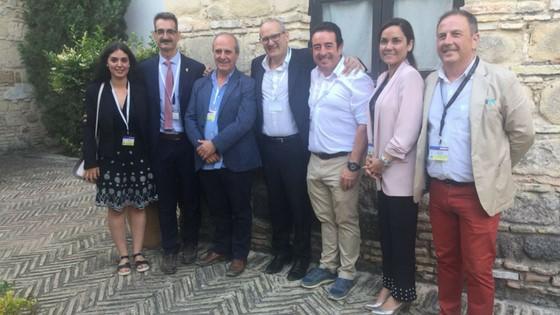 Pedro Ballesteros eleva la noblesa del Fondillón en Vinoble (Jerez)