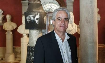 Conferencia en la Fundación Frax del director del Museo Nacional de Bellas Artes de Cuba