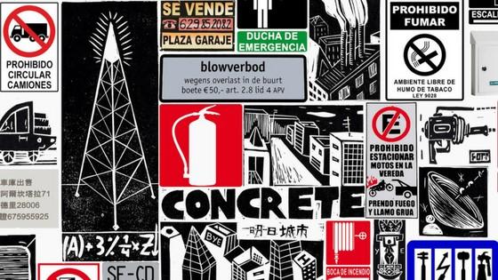 Los grabados y diseños digitales del colectivo BYE conforman la nueva propuesta expositiva de la Casa Bardín