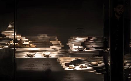 La luz de Roma. Molina de Segura. Foto: MARQ