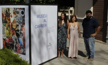 Museu al Carrer de Sant Joan: acercando la cultura y el arte a todos los públicos