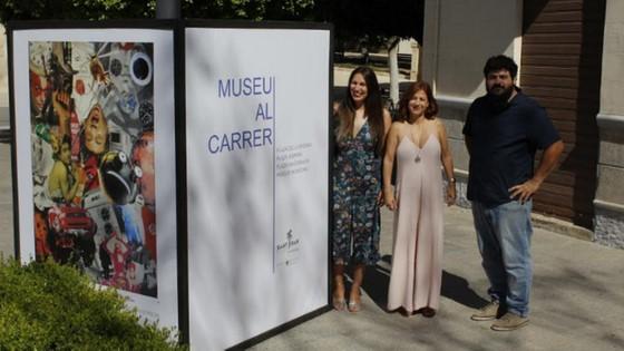 Museu al Carrer de Sant Joan: acostant la cultura i l'art a tots els públics