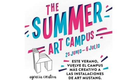Summer Art Campus: una propuesta de arte y tiempo libre de Mustang para iniciar el verano con los más jóvenes