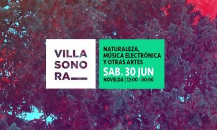 Naturaleza, música electrónica y otras artes en Villasonora 2018