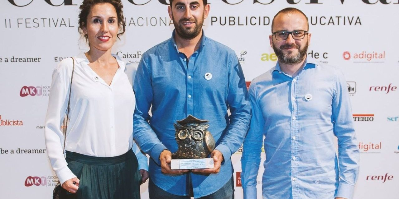 "La campanya ""Silencio Incómodo"" del Ajuntament d'Elx obté el Buho de bronze en els Premis EducaFestival"