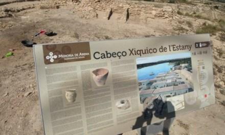 Nous secrets fenicis en el jaciment Cabeço Xiquico de l'Estany a Guardamar