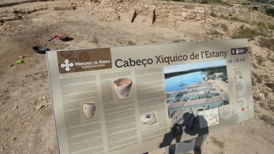 Nuevos secretos fenicios en el yacimiento Cabezo del Estaño en Guardamar