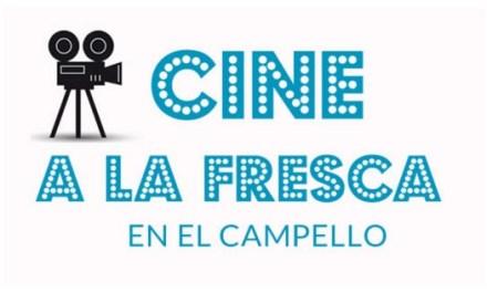 A l'agost Cinema a la Fresca al Campello