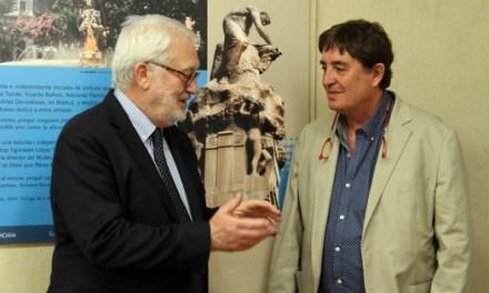 La Fundació Caja Mediterráneo potenciarà els seus Llegats a través d'un conveni amb l'Institut Cervantes