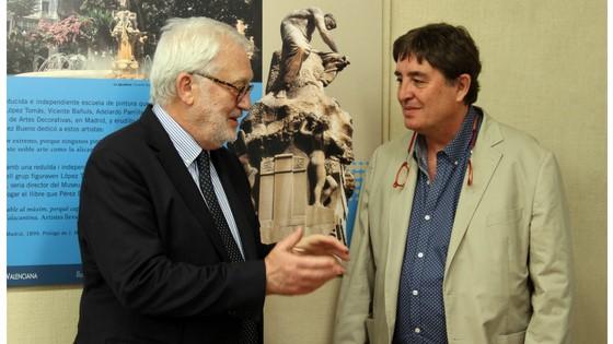 La Fundación Caja Mediterráneo potenciará sus Legados a través de un convenio con el Instituto Cervantes