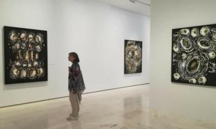 Juana Francés recupera su presencia en el MACA en la nueva exposición temporal