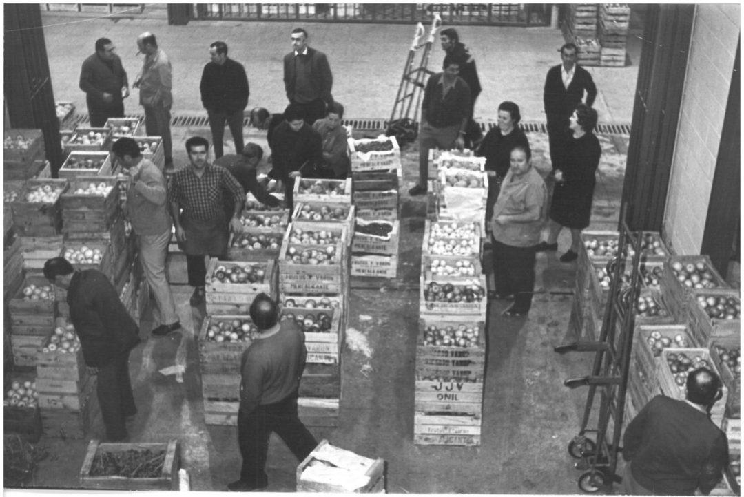 Mercado de compradores. Foto: Diario Información