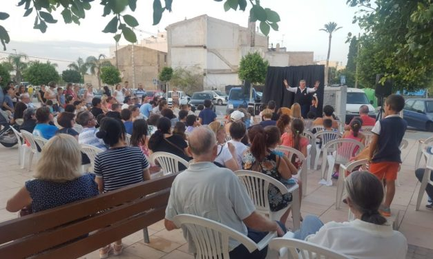 Cinema i teatre en l'oferta infantil d'aquest estiu a Sant Joan