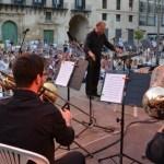Concierto inaugural del VII Summer Brass Festival Alicante con aforo completo de público